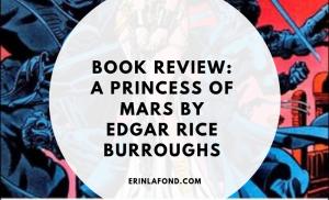 Book Review: A Princess of Mars
