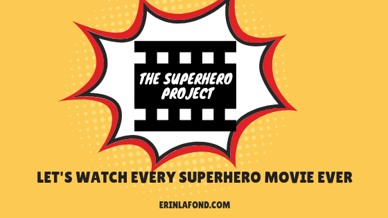 The Superhero Project and the Superhero Movie Evolution