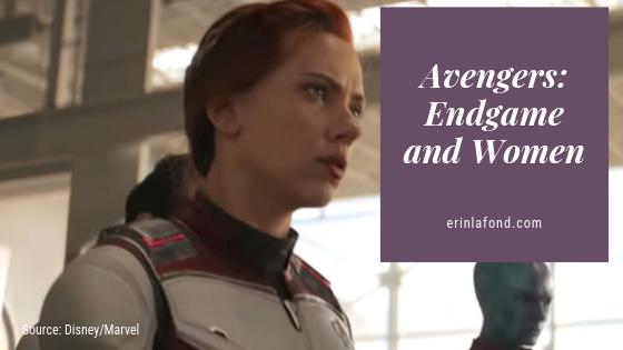 Avengers: Endgame and Women